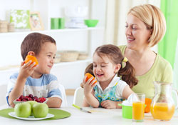Nutrition and childhood cancer