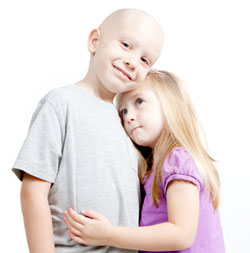 Siblings reactions to childhood cancer