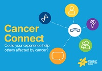 Volunteer with Cancer Connect