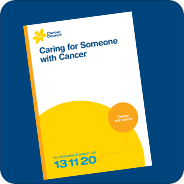 Publication profile: Caring for someone with cancer