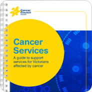 Cancer Council Victoria introduces the Cancer Services guide