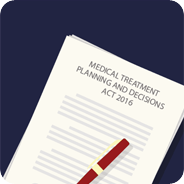 Changes to advance care directives