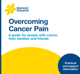 Frequently asked questions about cancer pain