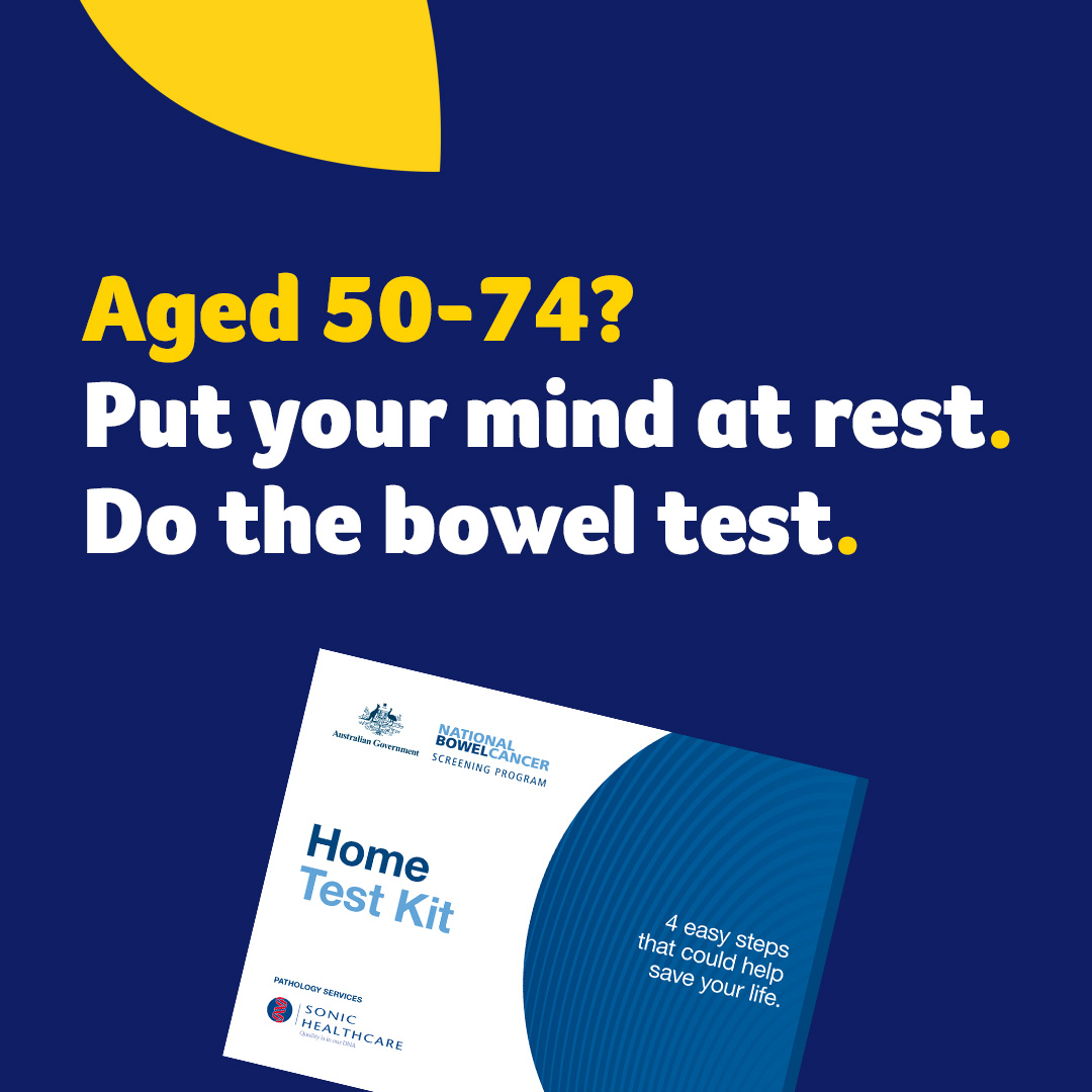 Help save 84,000 lives in 20 years by increasing bowel cancer screening rates