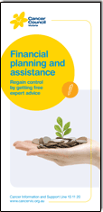 Financial planning & assistance brochure