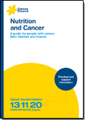 Nutrition & cancer booklet