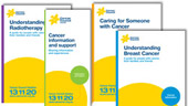 Cancer brochures and booklets