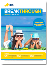 Our Breakthrough Bulletin newsletter
