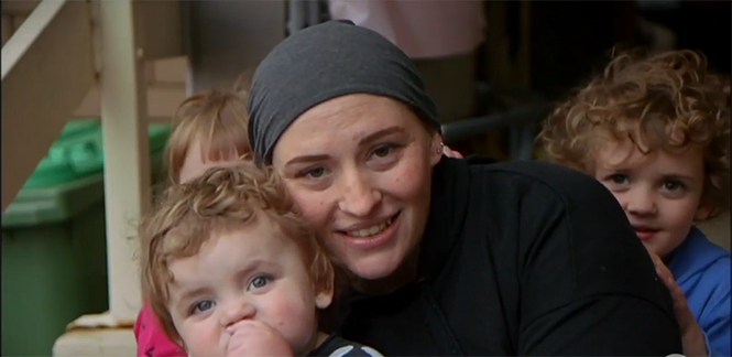 Susan has been pregnant, and undergoing cancer treatment, during COVID-19.
