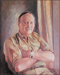 Sir Edward Weary Dunlop painting