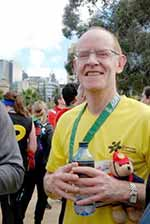 Gary Freeman, Cancer Council Victoria Champion