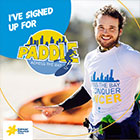 Preview: I've signed up for Paddle Across The Bay