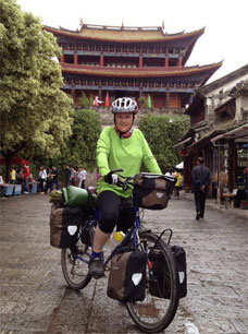 Intrepid Cyclist - Jane Woodman