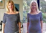 LiveLighter helped Lucy lose six kilos
