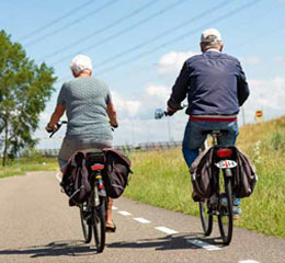Physical activity for older men and women and the risk of bowel cancer