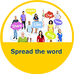 Spread the word about Cancer Council Victoria research!