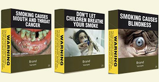 Smoking-related health dangers